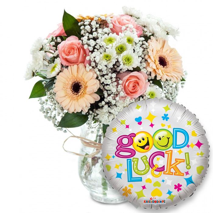 Good Luck Flowers