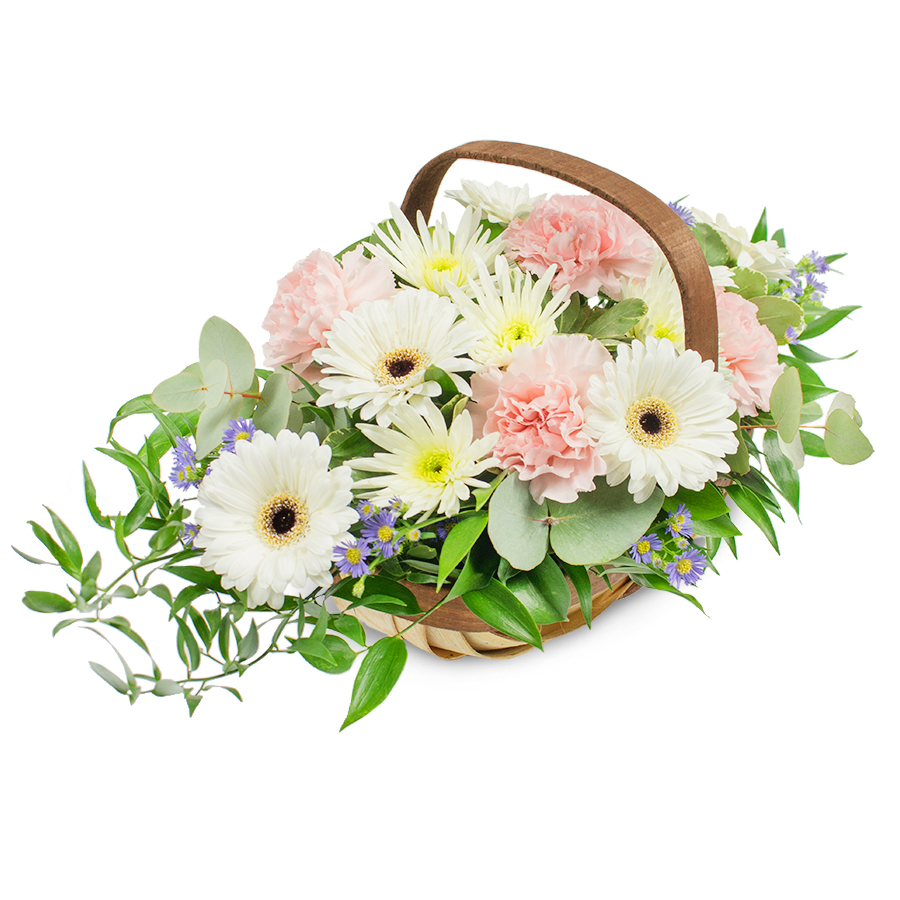 Order Always Here For You Basket Next Day Flower Delivery