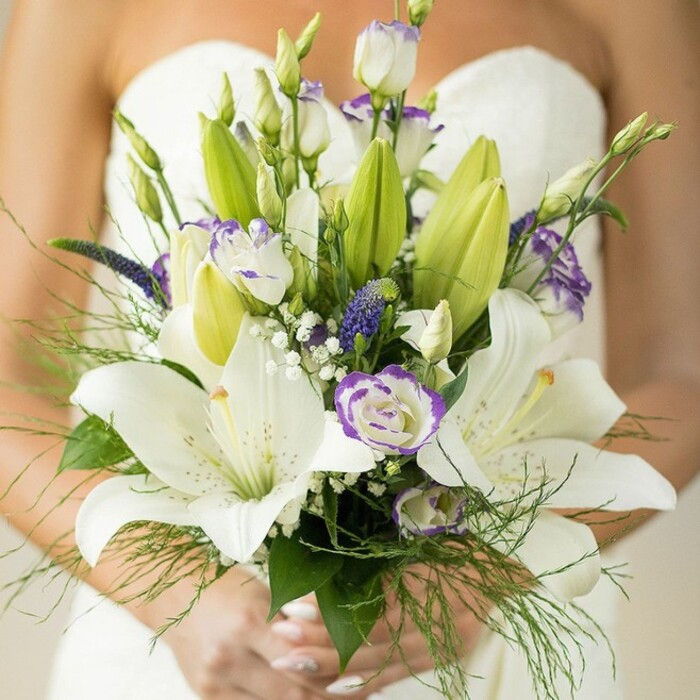 TODAY, TOMORROW, FOREVER BRIDAL BOUQUET 2
