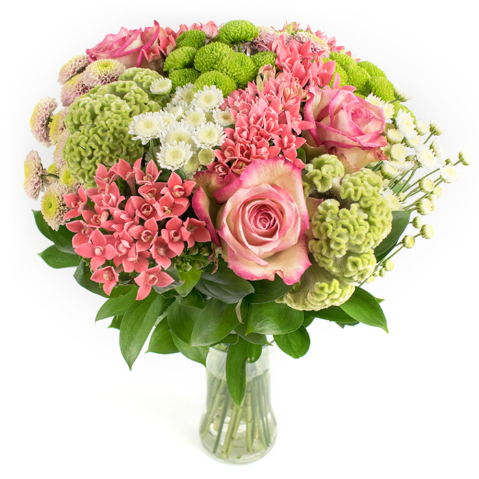 Lollipop Flower Arrangement - Express Flower Delivery for All Occasions