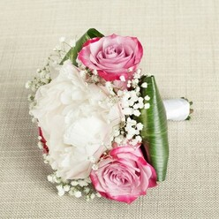 L'AMORE BRIDESMAID BOUQUET