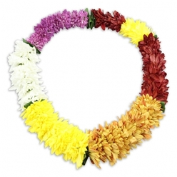 COLOURFUL GARLAND