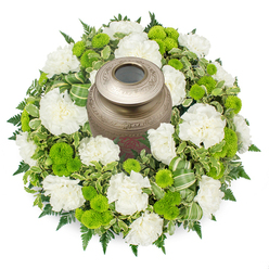 IN CARING SYMPATHY URN TRIBUTE