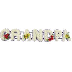 ORCHIDS GRANDPA TRIBUTE