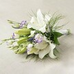 TODAY, TOMORROW, FOREVER BRIDAL BOUQUET