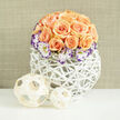''SI'' WEDDING CENTERPIECE